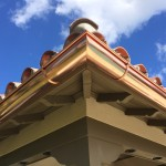 Copper Gutter Products