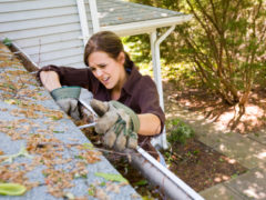Clean Gutters – Avoid Costly Repairs