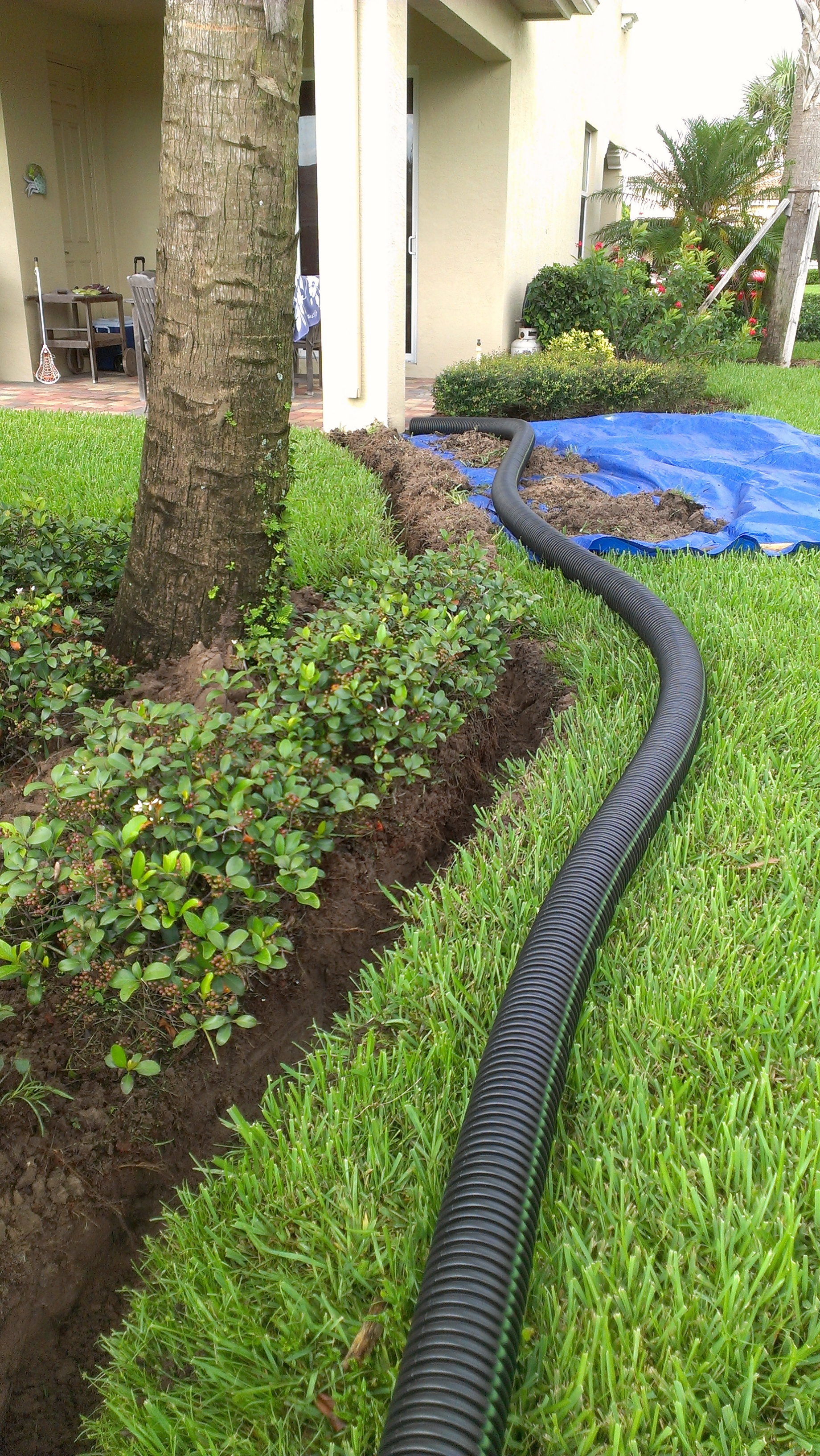 Underground Drainage For Gutters All Gutter Systems